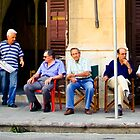 Sicilians in a row by MeganRizzoPhoto