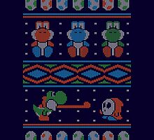 Wool is Cool. Special Christmas Ugly Sweater by IdeasConPatatas