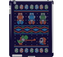 Wool is Cool. Special Christmas Ugly Sweater iPad Case/Skin