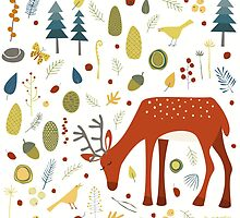 Oh Deer by Nic Squirrell