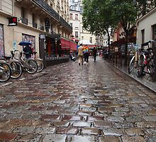 Cobble Stone Street by Stephen Burke