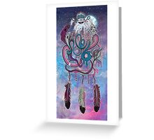 The Dream Catcher Greeting Card