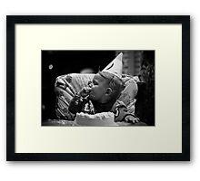"""Glorious"" Framed Print"