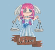 Libra Seeding Womens Fitted T-Shirt