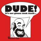 Dude! by mancerbear