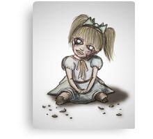 China Doll. Canvas Print