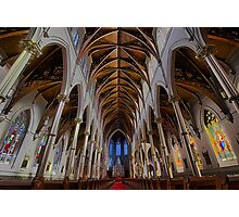 CATHEDRAL OF THE HOLY CROSS Photographic Print
