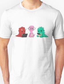 Nerdy Dinos T-Shirt