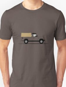 Land Rover Defender 110 Pick Up Unisex T-Shirt