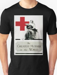 The greatest mother in the world Unisex T-Shirt