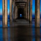 Under the Pier by camfischer