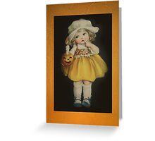 Hallowen Card 1 Greeting Card