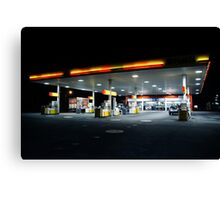 The Fill up. Canvas Print