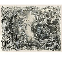 The Fall of Adam (Revelations) Photographic Print