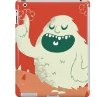 the Wise Monster iPad Case/Skin