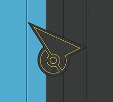 Unova Badge Case by CrimzonRave