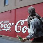 coca cola riots by vinpez