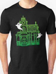 Haunted Victorian House T-Shirt