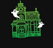 Haunted Victorian House Unisex T-Shirt