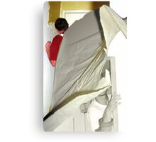 Painters' Whirlwind Canvas Print