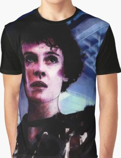"Sigourney Weaver. In the movie ""Aliens""  Graphic T-Shirt"
