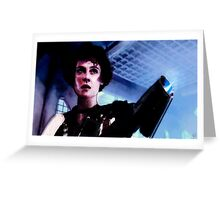 """Sigourney Weaver. In the movie """"Aliens""""  Greeting Card"""