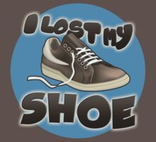 I Lost My Shoe Kids Clothes