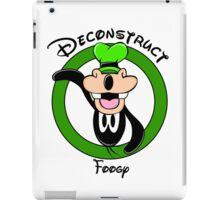 Deconstruct Foogy iPad Case/Skin