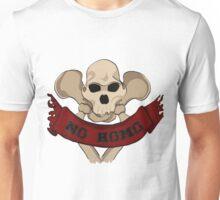 No Homo (Australopithecine) Pun Unisex T-Shirt
