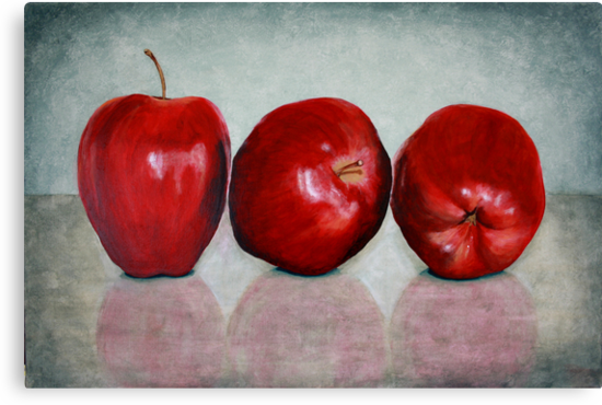 Apples by Andrea Meyer