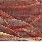 Painted Hills, Oregon  by franceshelen