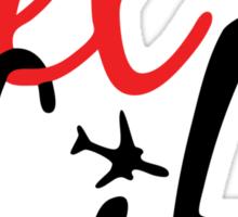 Jet Life Clothing Sticker