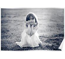 Daisy Girl Poster