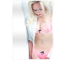 Jess Light & Lingerie Poster