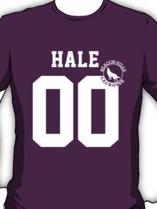 """Teen Wolf - """"HALE 00"""" Lacrosse  T-Shirt"""