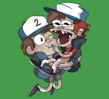 Gravity Falls - Tyrone+PJ Baby Tee