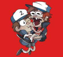 Gravity Falls - Tyrone+PJ Kids Clothes