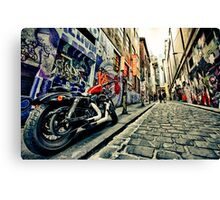 Hosier Lane 2 Canvas Print