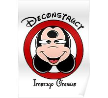 Deconstruct Mickey Poster