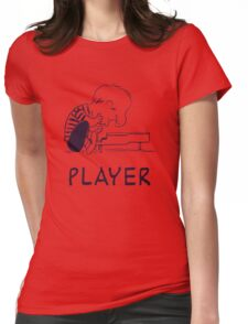Player Womens Fitted T-Shirt