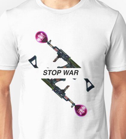STOP WAR - Fashion campaign  Unisex T-Shirt
