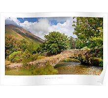 Wasdale Head, Cumbria Poster