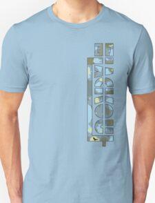 Blackout Clothing Robot Unisex T-Shirt
