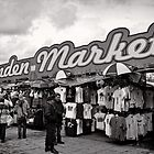 The Camden Market - Britain by Norman Repacholi