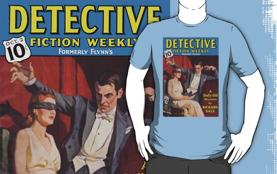 Detective Fiction Weekly - October 2nd 1937 by perilpress