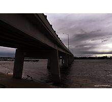 san remo bridge 005 Photographic Print