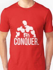Conquer. T-Shirt