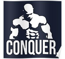 Conquer. Poster