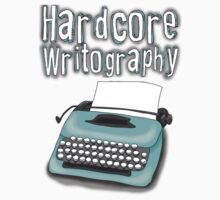 Hardcore Writography by Jessica Morgan