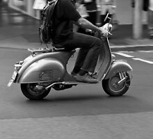 Scooter by John Eliot